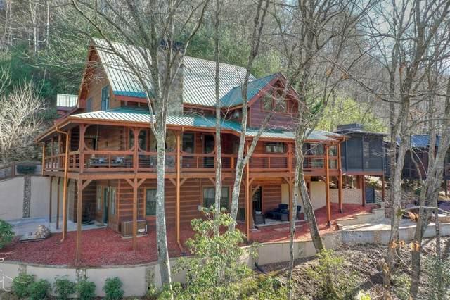 60 Ford Road, Blue Ridge, GA 30513 (MLS #6686773) :: RE/MAX Paramount Properties