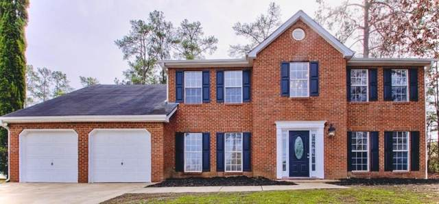 29 Southern Golf Court, Fayetteville, GA 30215 (MLS #6686794) :: North Atlanta Home Team