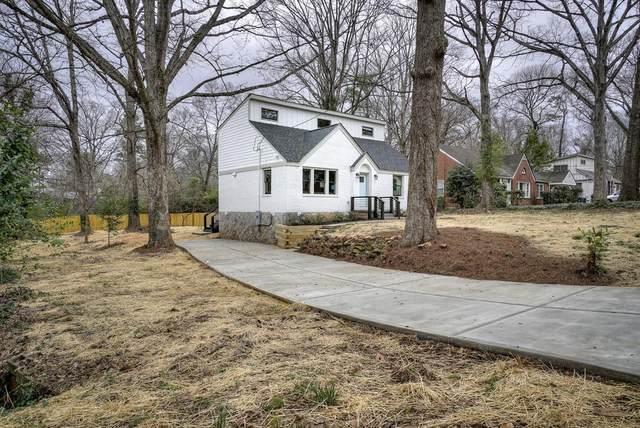 2552 Amelia Avenue, Decatur, GA 30032 (MLS #6686800) :: RE/MAX Prestige