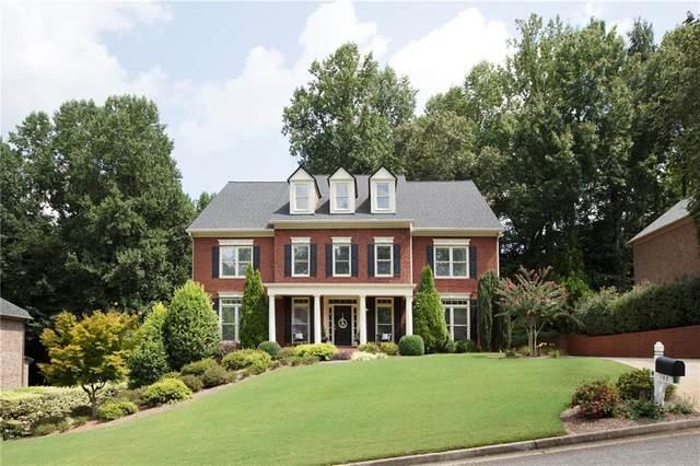180 Grandmar Chase, Canton, GA 30115 (MLS #6686840) :: Path & Post Real Estate