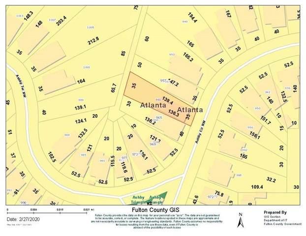 961 Ashby Circle NW, Atlanta, GA 30314 (MLS #6686854) :: Team RRP | Keller Knapp, Inc.