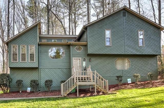 5107 Willow Tarn, Acworth, GA 30102 (MLS #6686860) :: North Atlanta Home Team