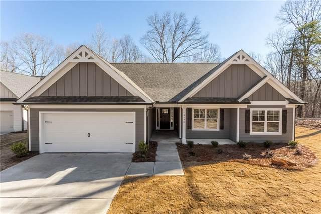 8496 Mcbride Lane, Gainesville, GA 30506 (MLS #6686868) :: The Hinsons - Mike Hinson & Harriet Hinson