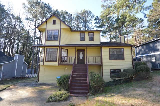 4460 Creek Ford Trace, Duluth, GA 30096 (MLS #6686892) :: Path & Post Real Estate