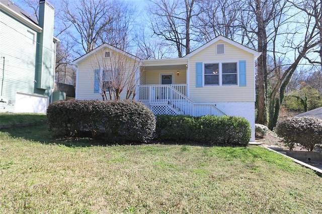 2694 W Main NW, Atlanta, GA 30318 (MLS #6686894) :: Good Living Real Estate