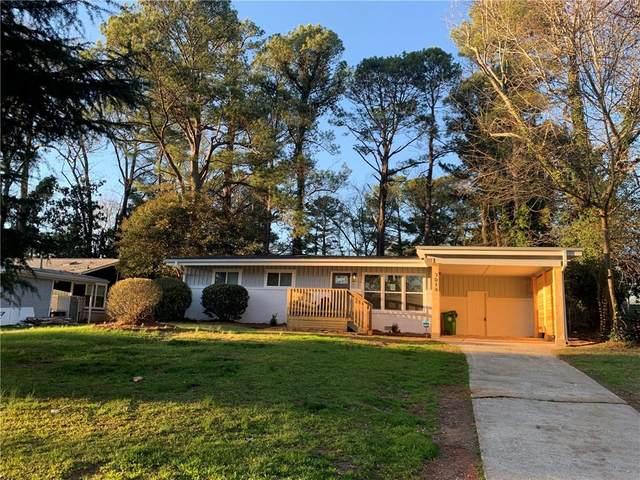 3018 Monterey Drive, Decatur, GA 30032 (MLS #6686897) :: RE/MAX Prestige