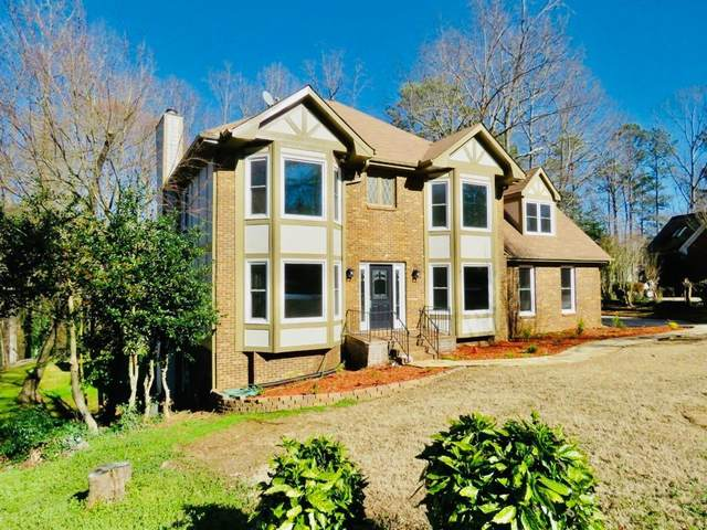 241 Shore Drive, Suwanee, GA 30024 (MLS #6686898) :: RE/MAX Prestige