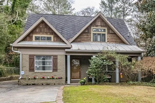 1399 Christmas Lane, Atlanta, GA 30329 (MLS #6686905) :: North Atlanta Home Team