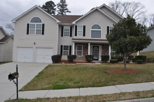 1436 Wilson Manor Circle, Lawrenceville, GA 30045 (MLS #6686927) :: North Atlanta Home Team