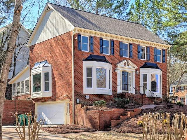 4165 Station Mill Court, Peachtree City, GA 30092 (MLS #6686938) :: North Atlanta Home Team