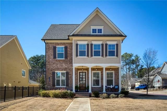 150 Spur Lane, Alpharetta, GA 30009 (MLS #6686968) :: Path & Post Real Estate