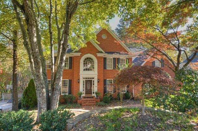 3960 Schooner Ridge, Alpharetta, GA 30005 (MLS #6687006) :: North Atlanta Home Team