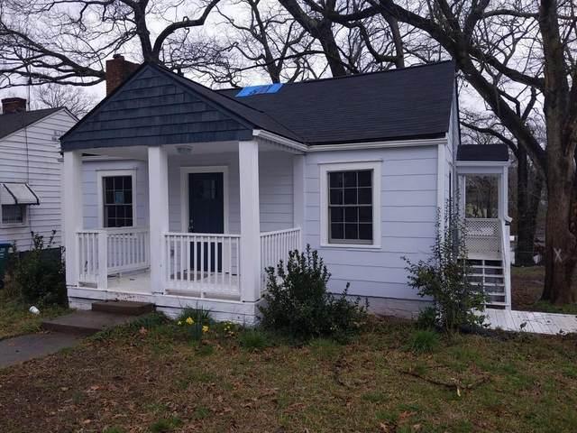 547 Lake Drive, Hapeville, GA 30354 (MLS #6687025) :: North Atlanta Home Team