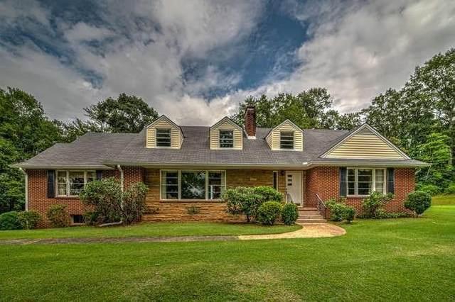 2121 Old Highway 5, Blue Ridge, GA 30513 (MLS #6687029) :: North Atlanta Home Team