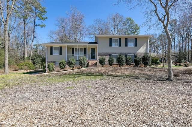 2561 Oak Hill Drive, Marietta, GA 30062 (MLS #6687038) :: RE/MAX Prestige