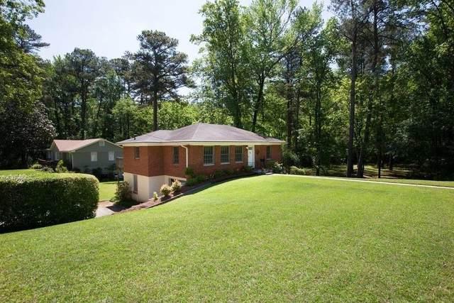 3529 Sexton Woods Drive, Chamblee, GA 30341 (MLS #6687056) :: MyKB Partners, A Real Estate Knowledge Base