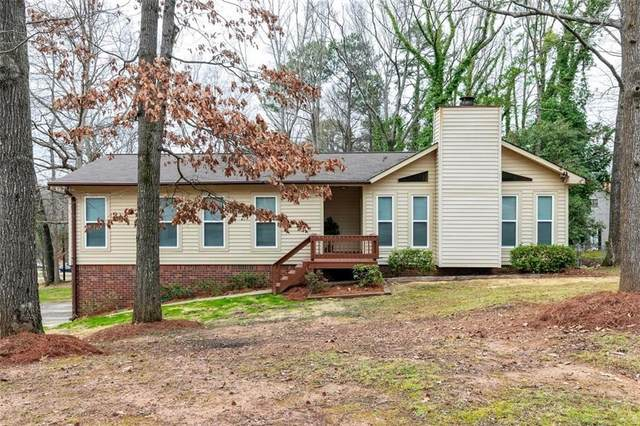 6650 Valley Hill Drive SW, Mableton, GA 30126 (MLS #6687067) :: North Atlanta Home Team