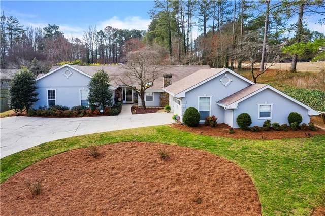 880 Hillwood Drive, Marietta, GA 30068 (MLS #6687077) :: North Atlanta Home Team
