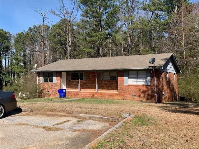 25 Fox Hall Drive, Douglasville, GA 30135 (MLS #6687083) :: Rock River Realty