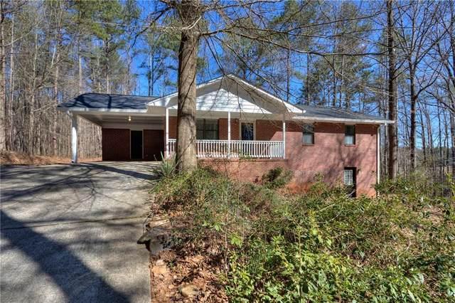 222 Whispering Pines Drive, Dallas, GA 30157 (MLS #6687151) :: North Atlanta Home Team