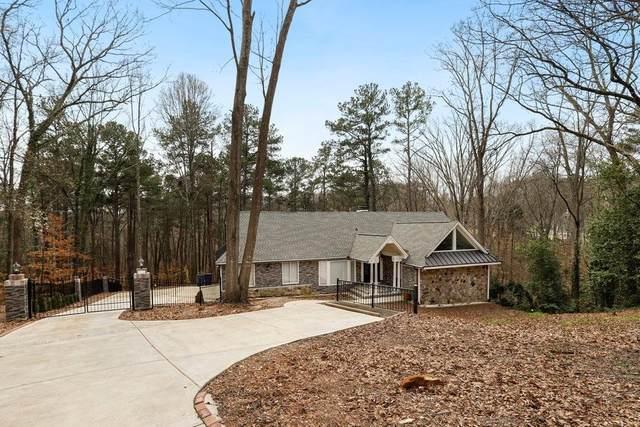 1268 Timberland Drive SE, Marietta, GA 30067 (MLS #6687158) :: North Atlanta Home Team