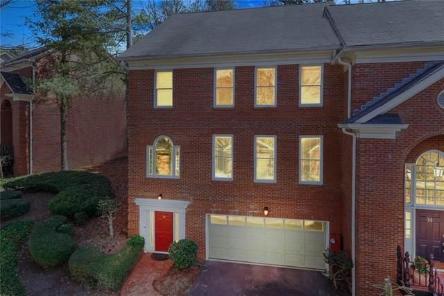 7155 Roswell Road #15, Atlanta, GA 30328 (MLS #6687169) :: North Atlanta Home Team