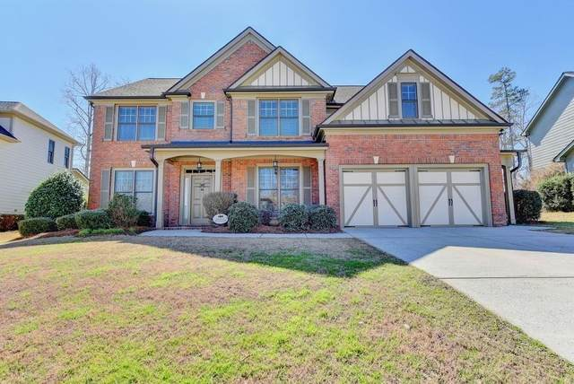7481 Regatta Way, Flowery Branch, GA 30542 (MLS #6687172) :: North Atlanta Home Team