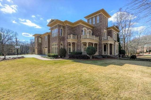 3130 W Addison Drive, Alpharetta, GA 30022 (MLS #6687183) :: North Atlanta Home Team
