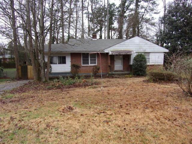 1142 Pinehurst Drive SE, Smyrna, GA 30080 (MLS #6687197) :: North Atlanta Home Team