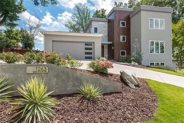 1263 Vista Valley Drive NE, Brookhaven, GA 30329 (MLS #6687202) :: North Atlanta Home Team