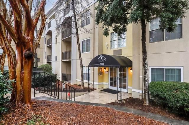 970 Sidney Marcus Boulevard #2312, Atlanta, GA 30324 (MLS #6687204) :: Rich Spaulding