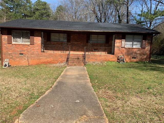 23 Fox Hall Drive, Douglasville, GA 30135 (MLS #6687205) :: Thomas Ramon Realty