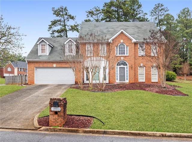 11999 Olmstead Drive, Fayetteville, GA 30215 (MLS #6687241) :: North Atlanta Home Team