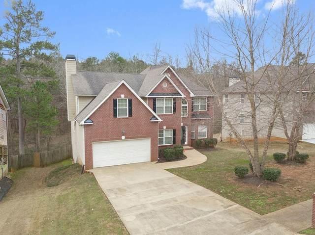 3583 Mortons Landing Drive, Ellenwood, GA 30294 (MLS #6687245) :: RE/MAX Prestige