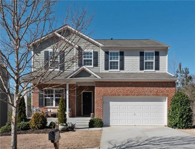 6604 Barker Station Walk, Sugar Hill, GA 30518 (MLS #6687251) :: North Atlanta Home Team
