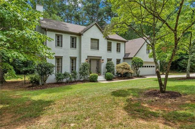 16140 Henderson Road, Milton, GA 30004 (MLS #6687305) :: North Atlanta Home Team