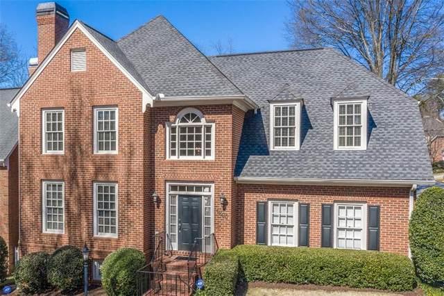 1200 Village Cove NE, Brookhaven, GA 30319 (MLS #6687329) :: North Atlanta Home Team