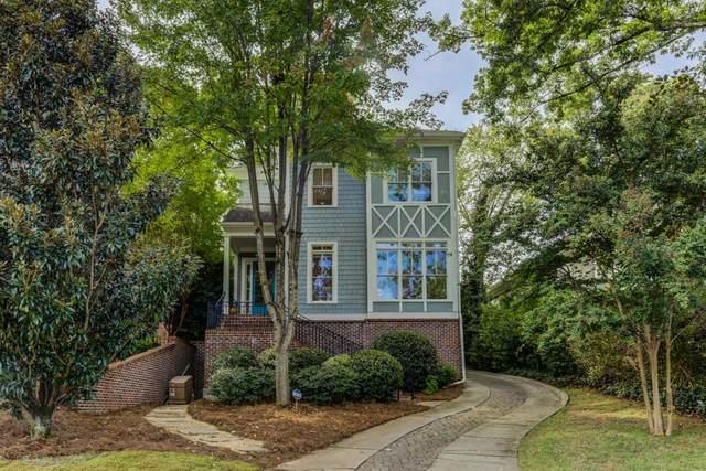 208 Clarion Avenue, Decatur, GA 30030 (MLS #6687345) :: North Atlanta Home Team