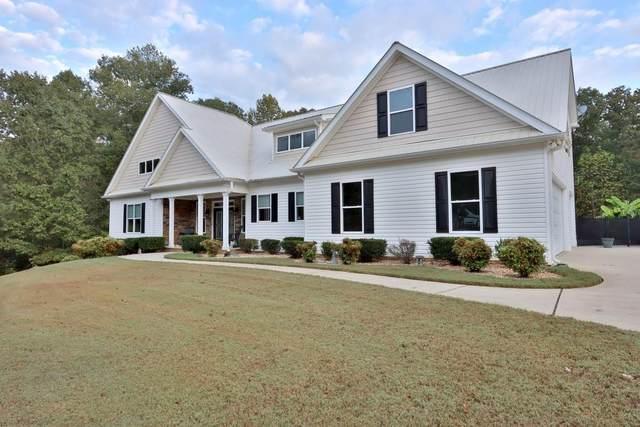 145 Dawson Creek Drive, Ball Ground, GA 30107 (MLS #6687348) :: Path & Post Real Estate