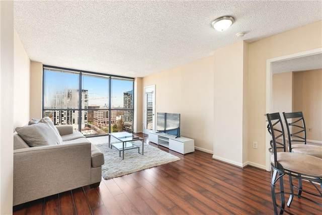 1280 W Peachtree Street NW #2212, Atlanta, GA 30309 (MLS #6687353) :: The Zac Team @ RE/MAX Metro Atlanta