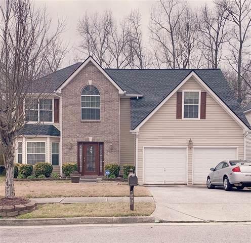 4395 Ivy Fork Drive, Loganville, GA 30052 (MLS #6687359) :: North Atlanta Home Team