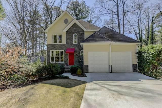 1341 Arnold Avenue NE, Atlanta, GA 30324 (MLS #6687372) :: North Atlanta Home Team