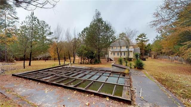 1795 Oak Hill Road, Covington, GA 30016 (MLS #6687416) :: North Atlanta Home Team