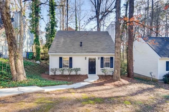 1539 Park Creek Cove, Brookhaven, GA 30319 (MLS #6687449) :: North Atlanta Home Team
