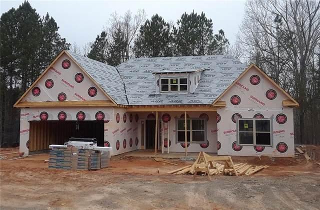 206 Woods Circle, Ball Ground, GA 30107 (MLS #6687459) :: Path & Post Real Estate