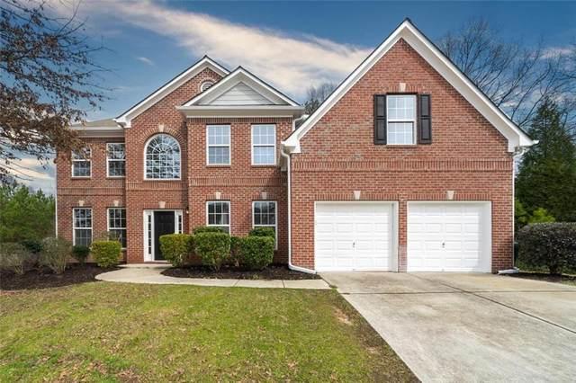 927 Queensbrooke Way, Mableton, GA 30126 (MLS #6687471) :: North Atlanta Home Team