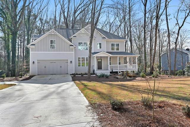 1700 Ridgefield Drive, Roswell, GA 30075 (MLS #6687495) :: North Atlanta Home Team