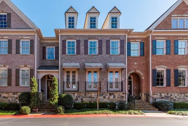 2356 Saint Davids Square NW, Kennesaw, GA 30152 (MLS #6687496) :: Path & Post Real Estate