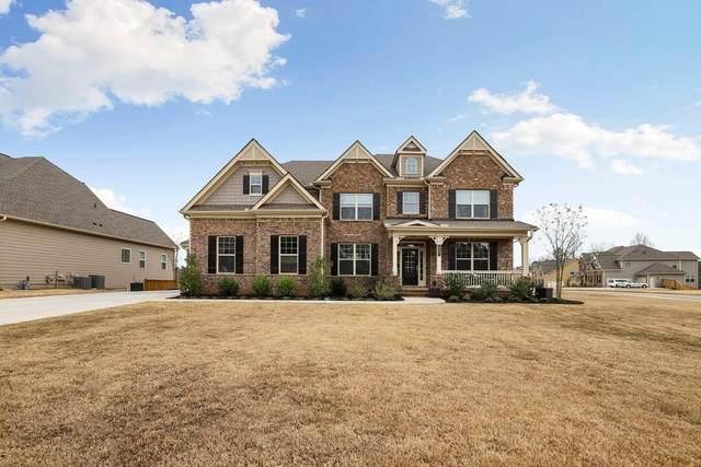 427 Silver Brook Drive, Woodstock, GA 30188 (MLS #6687513) :: North Atlanta Home Team