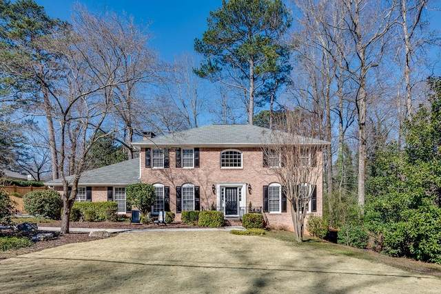 5491 Trowbridge Drive, Dunwoody, GA 30338 (MLS #6687523) :: RE/MAX Prestige